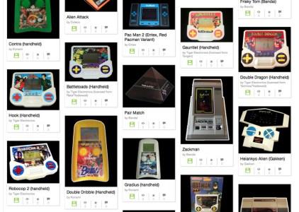 Internet Archive создал коллекцию эмулированных версий портативных ретро-игр
