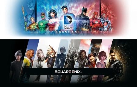 В Steam стартовали две короткие распродажи игр: по комиксам DC Comics и от издателя Square Enix