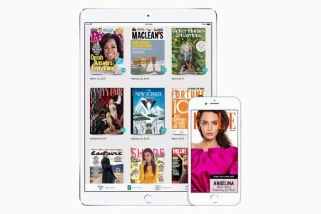 Компания Apple купила сервис электронной подписки на журналы Texture, который называют «Netflix для периодики»