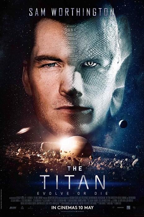 """Фантастический фильм The Titan / """"Титан"""" с Сэмом Уортингтоном в главной роли выйдет на Netflix 30 марта 2018 года, минуя кинотеатральный прокат [трейлер]"""