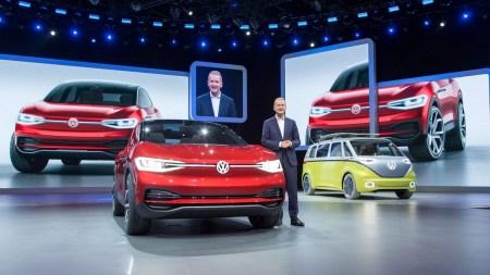 К 2022 году Volkswagen будет собирать электромобили на 16 фабриках по всему миру, анонсируя по одной новой электрической модели каждый месяц
