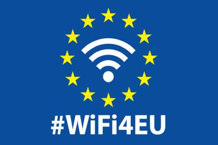Первые бесплатные точки доступа к интернету WiFi4EU появятся в Европе уже в мае 2018 года