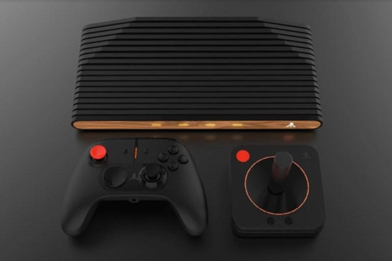 Atari переименовала свою игровую ретро-консоль и планирует анонсировать предварительные продажи в апреле