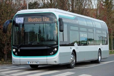 «Богдан» будет производить кузова для французских электробусов Bluebus