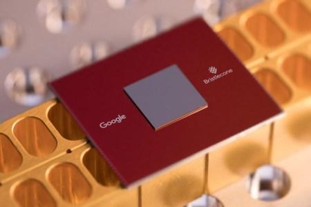 У Google готов 72-кубитный квантовый процессор Bristlecone