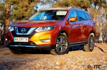Новый Nissan X-Trail в деталях (+ сравниваем дизель 1,6 и бензин 2,5)