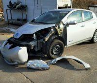 Ремонт Nissan LEAF: АКБ за $3-6 тыс. и замена масла - ITC.ua