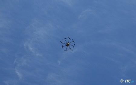 «Украэрорух» заинтересовался разработкой технологий идентификации и перехвата контроля над дронами