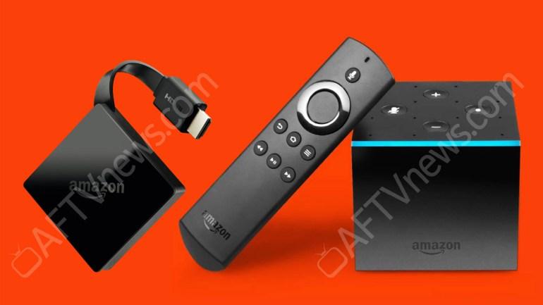 Amazon дразнит рекламным изображением, намекающим на скорый анонс новой ТВ-приставки Fire TV Cube