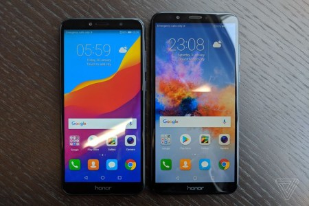 Huawei представила пару бюджетных смартфонов: 5,7-дюймовый Honor 7A на Snapdragon 430 за $200 и 5,99-дюймовый Honor 7C на Snapdragon 450 с двойной камерой за $240