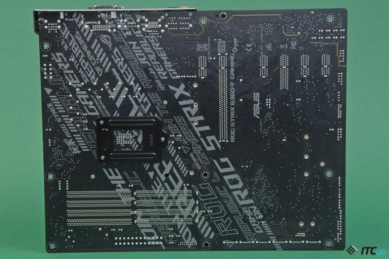 Обзор материнской платы ASUS ROG STRIX B360-F GAMING