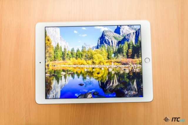 Обзор Apple iPad 2018 - ITC.ua