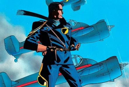Стивен Спилберг снимет для Warner Bros. экранизацию супергеройского комикса Blackhawk / «Чёрный ястреб» о военном пилоте времен Второй мировой войны