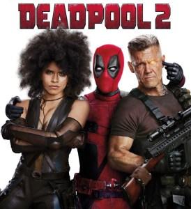Вышел последний и самый зрелищный трейлер супергеройского фильма Deadpool 2 / «Дэдпул 2»