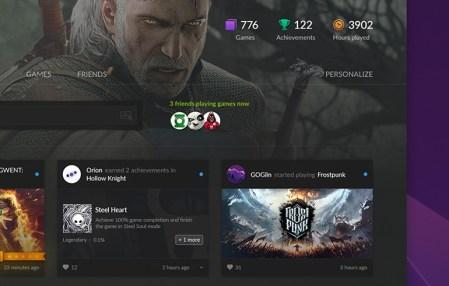 Сервис игровой дистрибуции GOG.com запустил профили пользователей