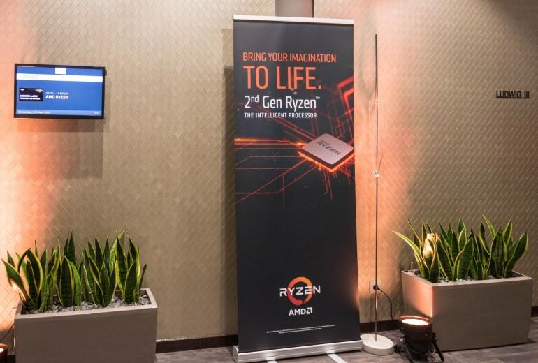 Второе поколение AMD Ryzen: наконец официальная презентация