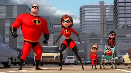 Вышел второй трейлер сиквела мультфильма о семье супергероев Incredibles 2 / «Суперсемейка 2»