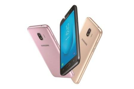 В Индии представили бюджетный смартфон Samsung Galaxy J2 (2018) с 5-дюймовым Super AMOLED экраном и ценником $123