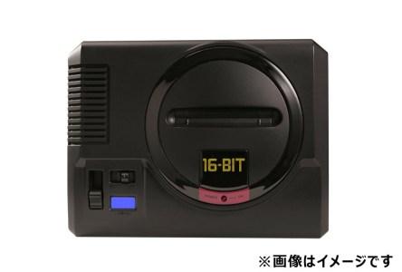 Sega представила Mega Drive Mini — миниверсию классической консоли в честь ее 30-летнего юбилея