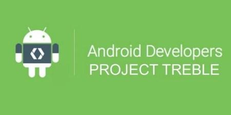 Список смартфонов с Android, получивших поддержку Project Treble для более быстрого получения будущих обновлений ОС