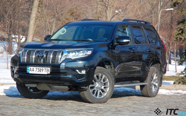 Toyota Land Cruiser Prado: мечта украинца или разочарование?