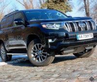 Toyota Land Cruiser Prado: мечта украинца или разочарование? - ITC.ua