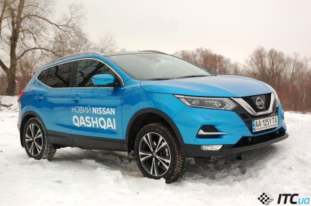 Выбираем Новый Nissan Qashqai, сравнивая три мотора и две комплектации