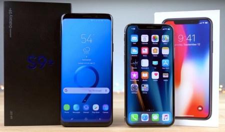 Apple ведет переговоры с Samsung по поводу снижения закупочных цен на OLED-экраны для iPhone Xs, корейцы в ответ предлагают матрицы от Galaxy S9+