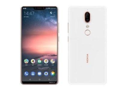 Послезавтра представят смартфон Nokia X6 в версиях с SoC MediaTek Helio P60 и Snapdragon 636. Он будет с вырезом вверху экрана
