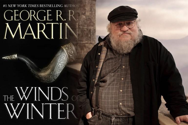 Джордж Мартин представил книгу «Огонь и кровь» об истории Дома Таргариенов. И опять перенес сроки выхода шестой книги саги «Ветра зимы» (теперь не раньше 2019 года)