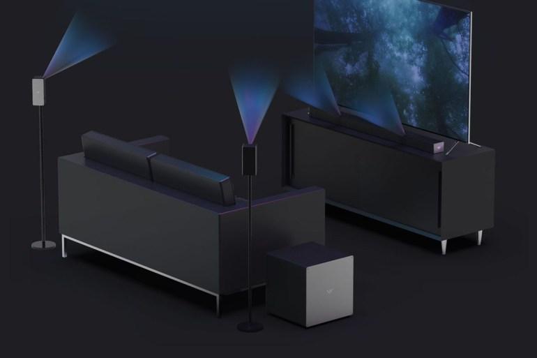 Vizio анонсировала линейку 4K телевизоров и звуковых панелей модельного ряда 2018 года