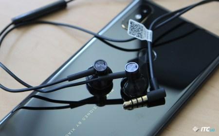 Обзор наушников Xiaomi Mi Dual Driver Earphones