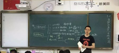 В китайской школе установили камеру с функцией распознавания лиц для отслеживания внимательности учеников на уроках