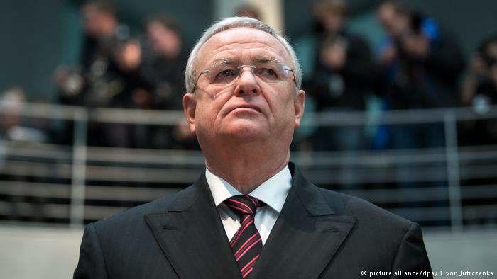 """Экс-глава Volkswagen предстанет перед судом в США по делу о """"дизельгейте"""""""