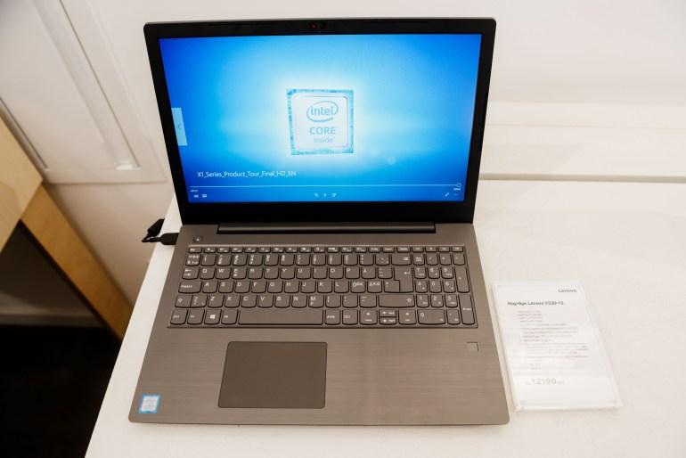 В Украине начинаются продажи обновлённой линейки ноутбуков Lenovo ThinkPad для бизнеса