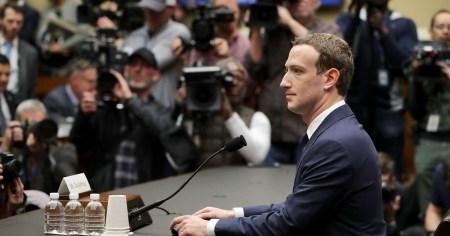 Завтрашнее выступление Марка Цукерберга в Европарламенте будет транслироваться онлайн