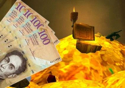 Игровое золото World of Warcraft стоит почти в семь раз дороже национальной валюты Венесуэлы