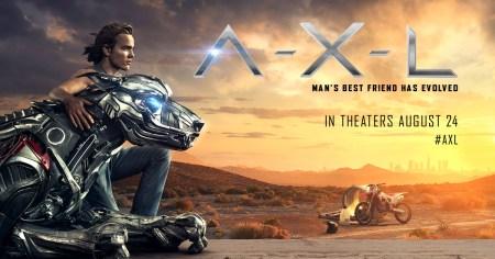 Вышел первый трейлер фантастического боевика A.X.L. о роботе-собаке для военного применения