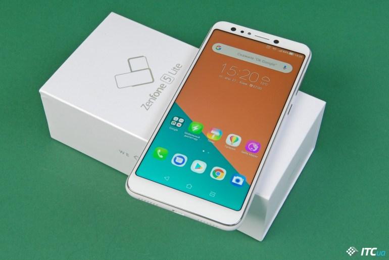 Обзор смартфона ASUS ZenFone 5 Lite (ZC600KL)