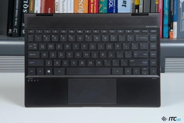 Обзор ноутбука HP Envy X360 13 на платформе AMD Ryzen 5 - ITC.ua