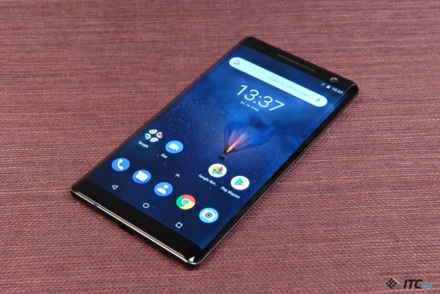 Обзор смартфона Nokia 8 Sirocco - ITC.ua