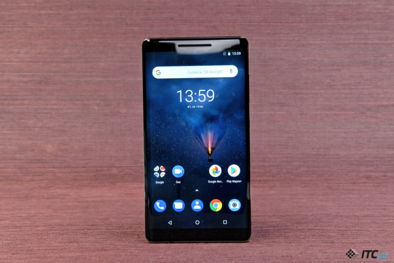 Обзор смартфона Nokia 8 Sirocco