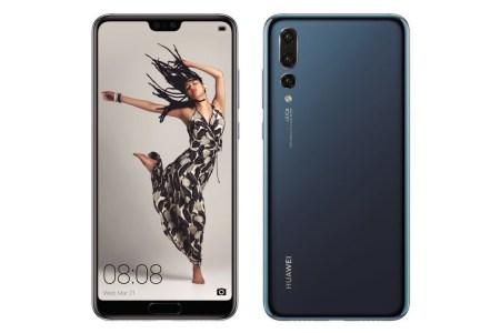 В процессе тестов на прочность у смартфона Huawei P20 Pro треснуло защитное стекло дисплея, но сам аппарат выжил