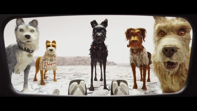 Isle of Dogs / «Остров собак» - ITC.ua