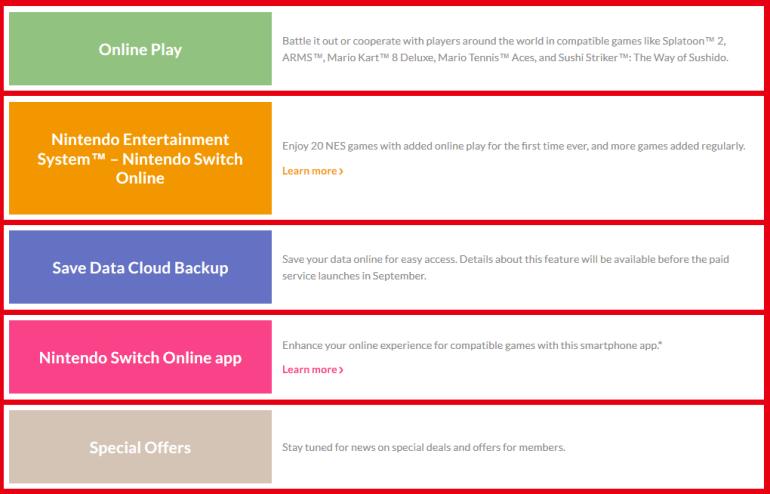 В сентябре Nintendo запустит онлайн-сервис по подписке Nintendo Switch Online с облачными сохранениями, мультиплеером и библиотекой из 20 игр
