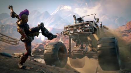Rage 2 выйдет весной 2019 года, разработкой занимаются id Software и Avalanche Studios, опубликован первый геймплейный трейлер