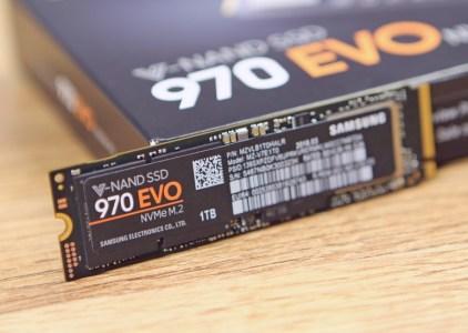 Обзор накопителя Samsung 970 EVO 1 ТБ (MZ-V7E1T0BW)