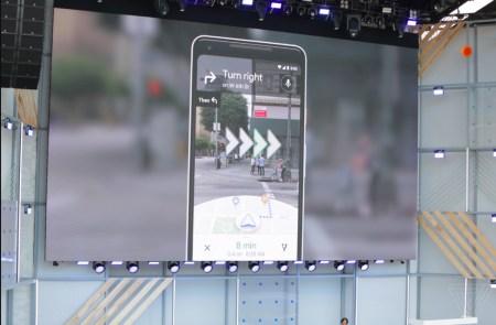 В Google Maps появятся возможности дополненной реальности для навигации, персональные рекомендации и социальные функции