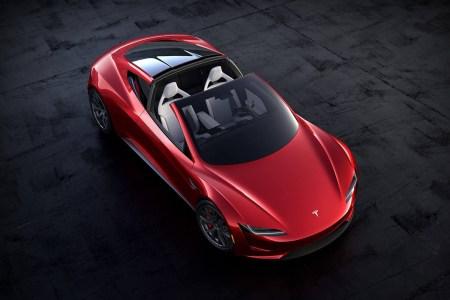 Илона Маска попросили сделать для электрогиперкара Tesla Roadster автоматически складывающуюся крышу. И он ответил положительно
