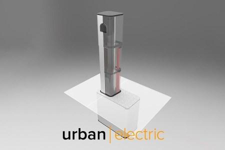 Британская компания Urban Electric установит в Оксфорде «прячущиеся» в тротуар зарядные станции для электромобилей UEone